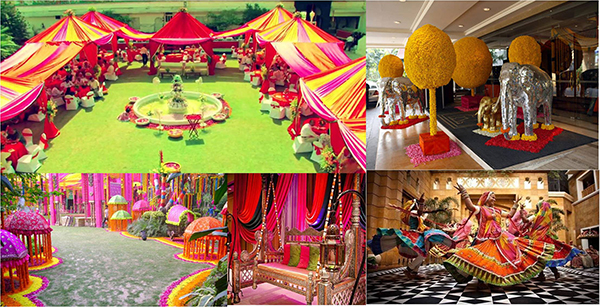 Mehndi Event Decoration Karachi : Ideas to make your mehndi event stand out shadi tayari