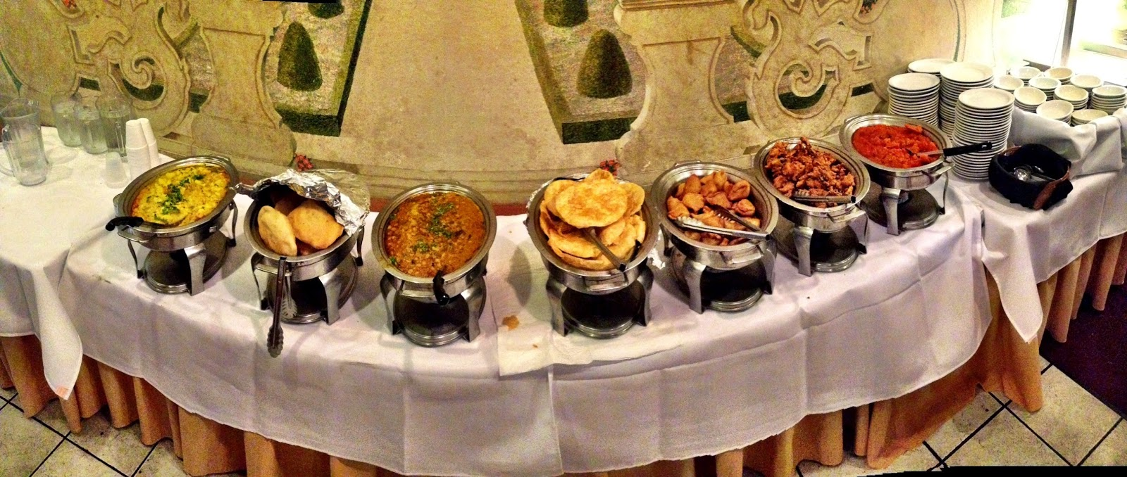 Trends In Wedding Day Buffets That You Need On Your Big Day: PLAN A MENU FOR YOUR BARAAT