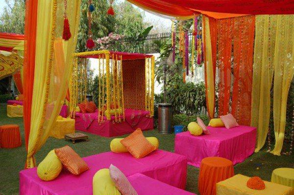 Tips To Make A Mehndi More Fun Shadi Tayari Pakistan S