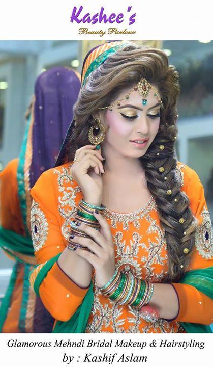 HOW TO CHOOSE MAYUN MAKE-UP AND HAIRSTYLE - Shadi Tayari - Pakistan's Wedding Suppliers Directory