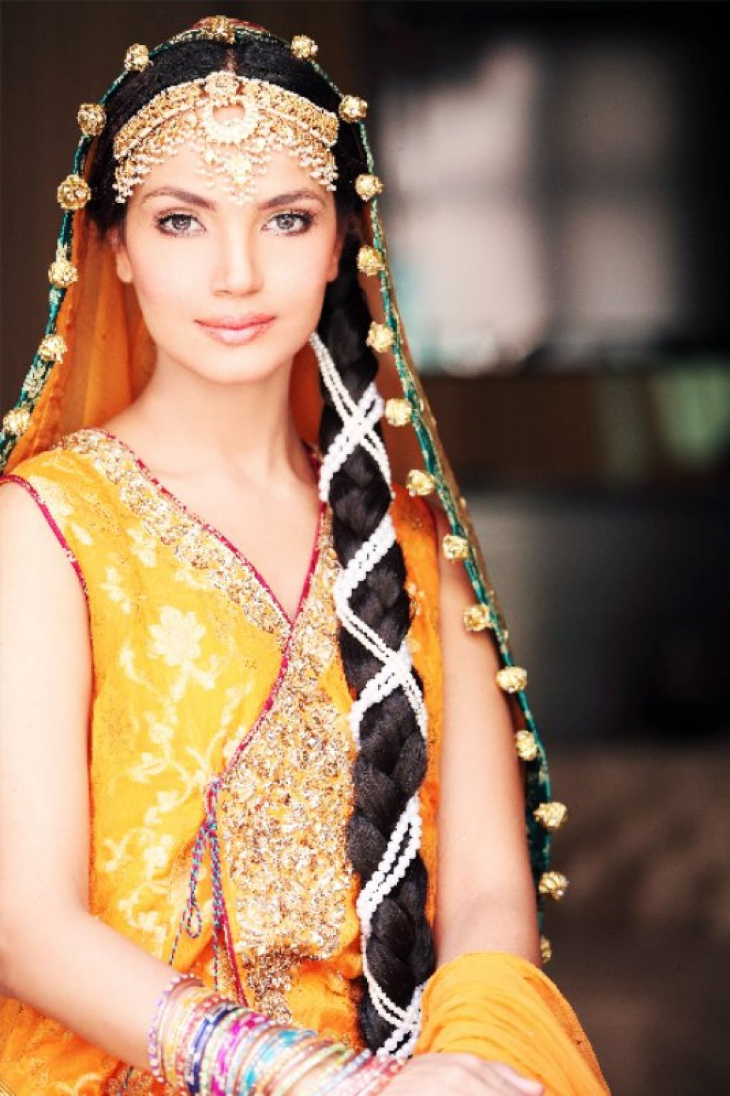 10 ways you can wear a matha patti - shadi tayari - pakistan's