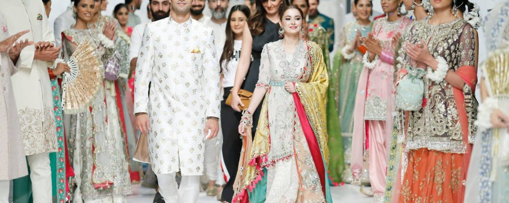 Top 5 Bridal Dresses from PANTENE HUM SHOWCASE 2018