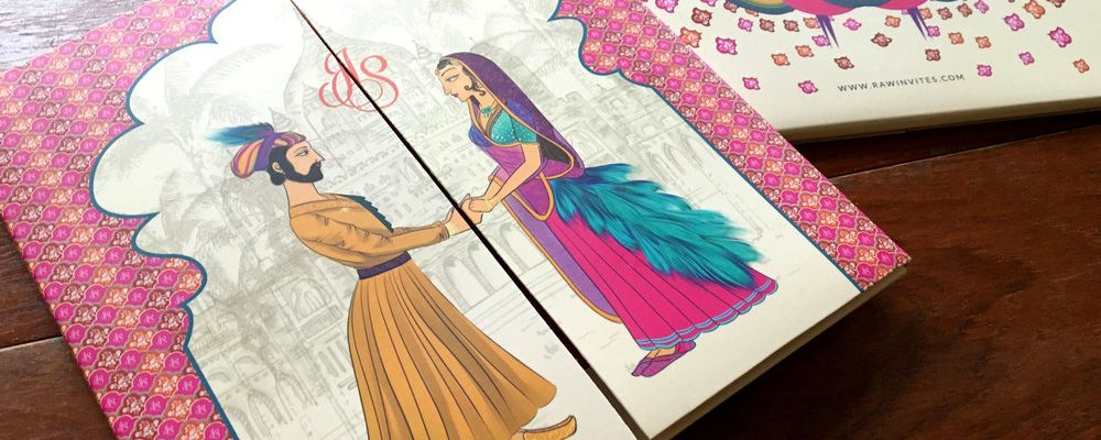 Top 6 Wedding Card Designers In Lahore
