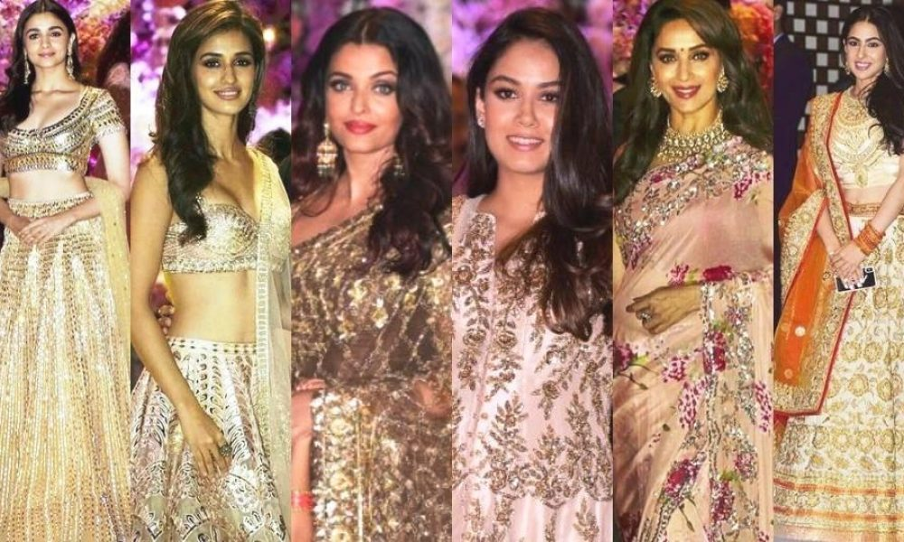 Wedding moments of bollywood celebrities' to die for!!!