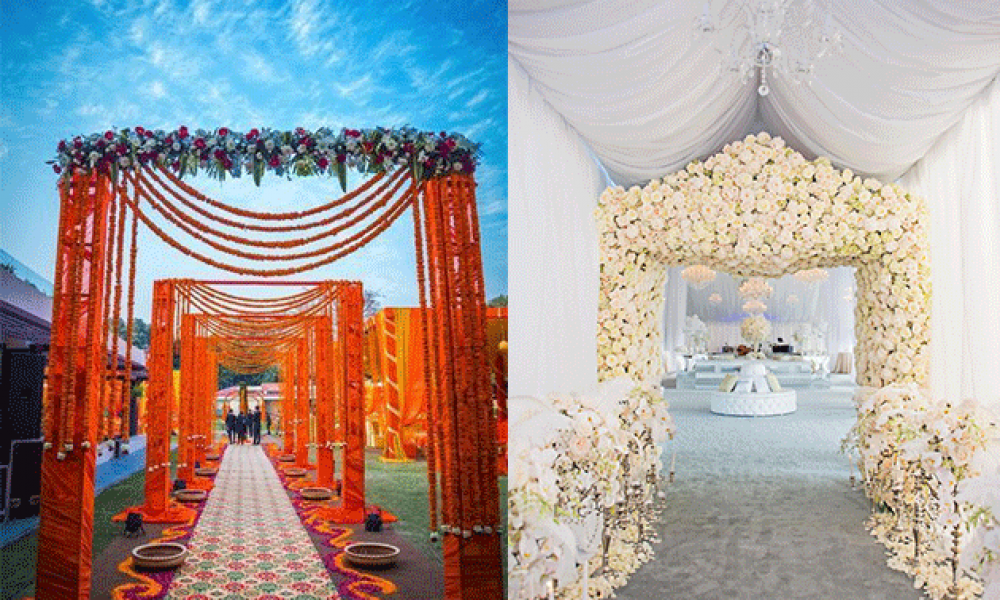 Stage Decor For Your Wedding