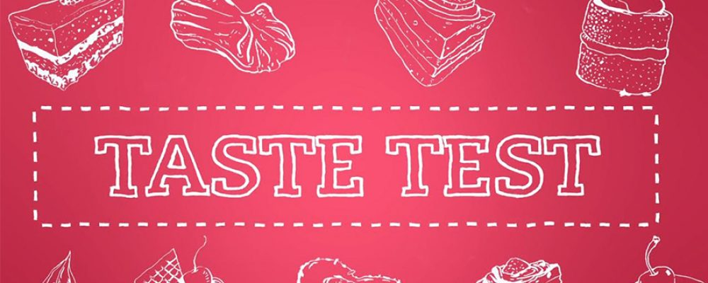 TASTE TEST – SUGAR FRENZY REVIEW