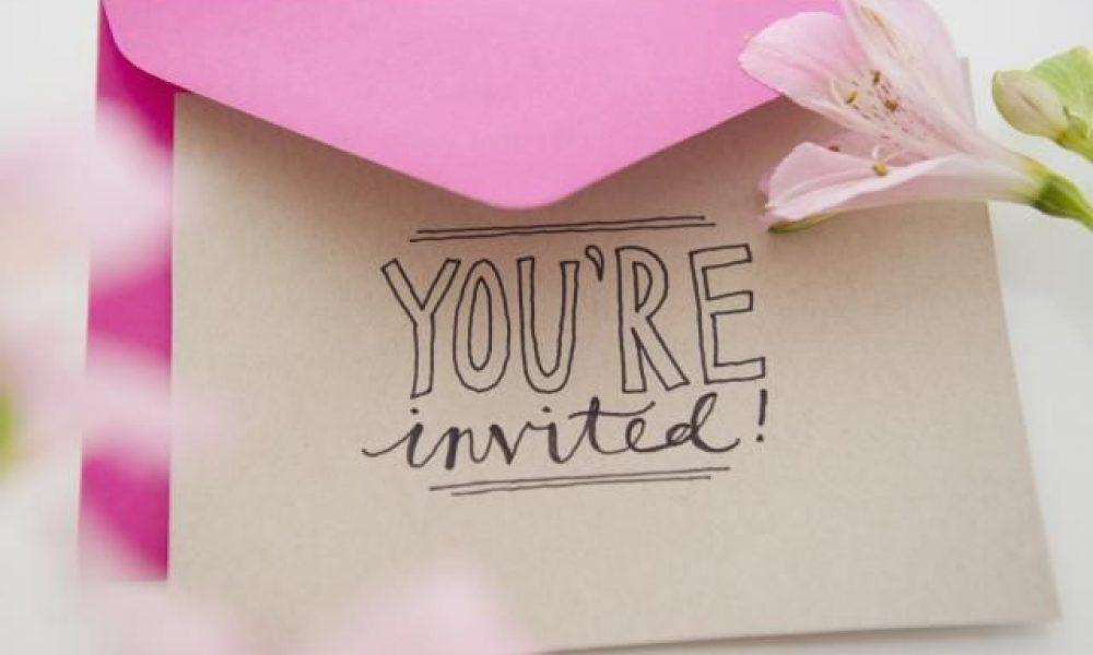 Invitation Designs For Your Dream Wedding