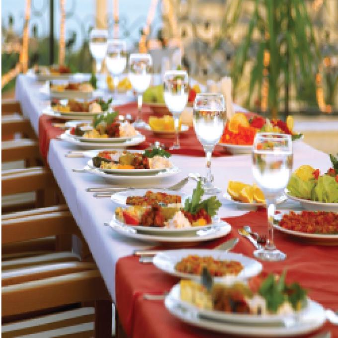 Al-Shams Food Caterers & Decorators