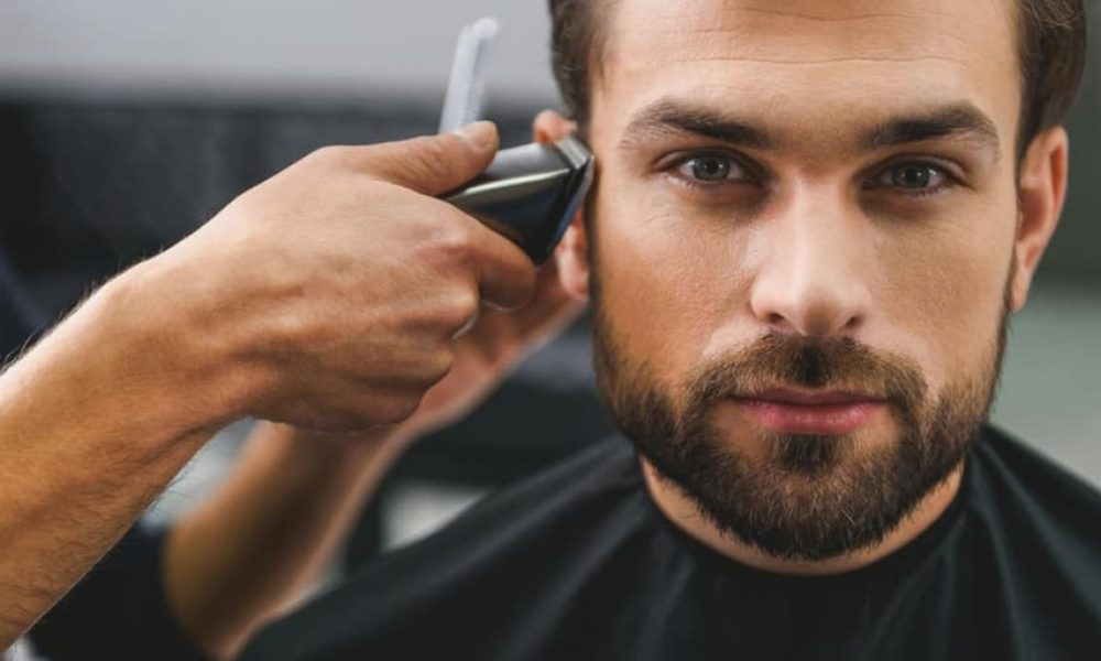 Hairstyles for Men to Wear at Wedding